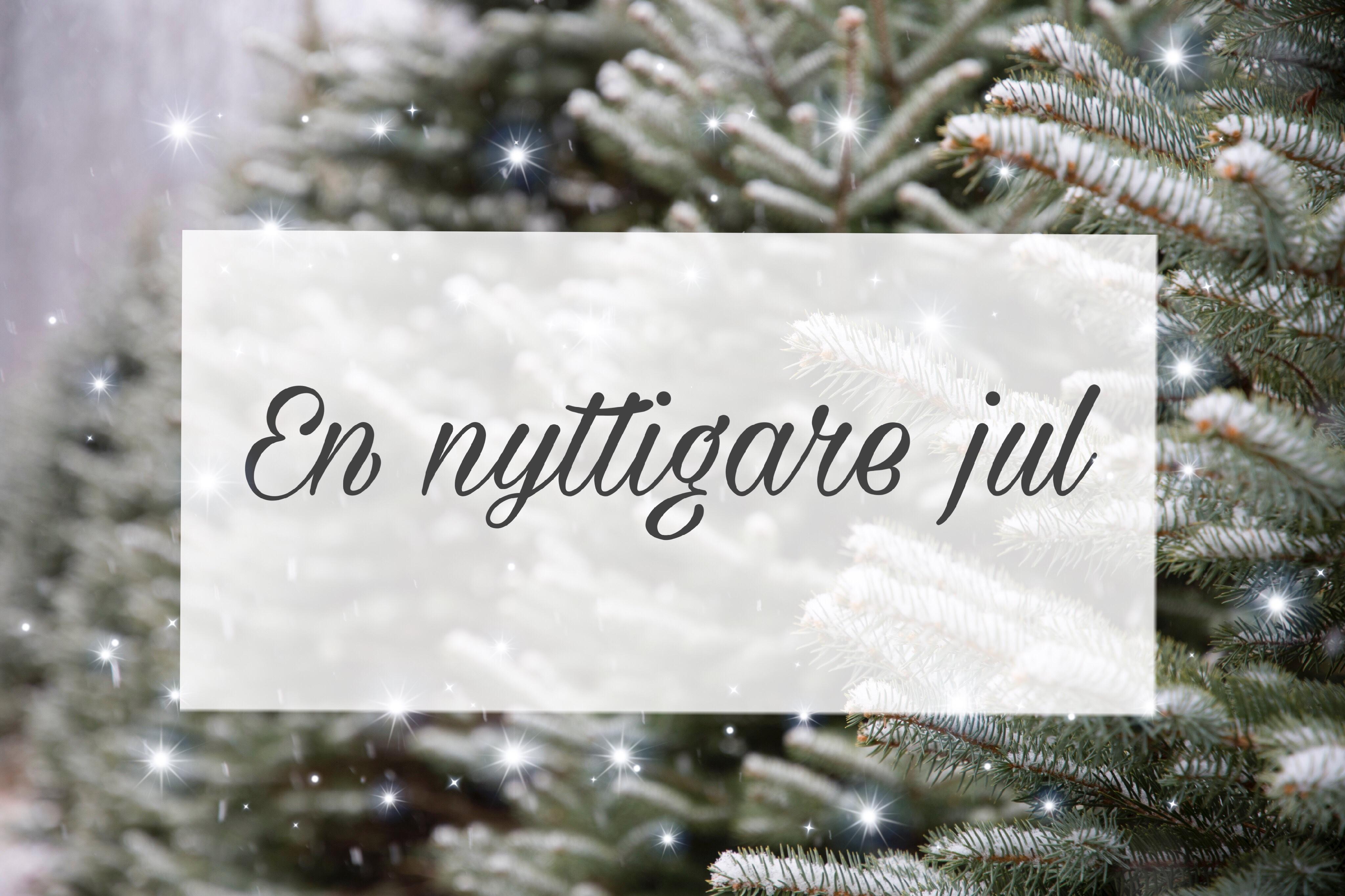 En nyttigare jul…