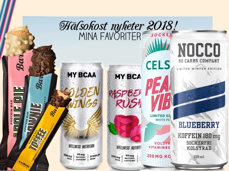 Nyheter 2019!
